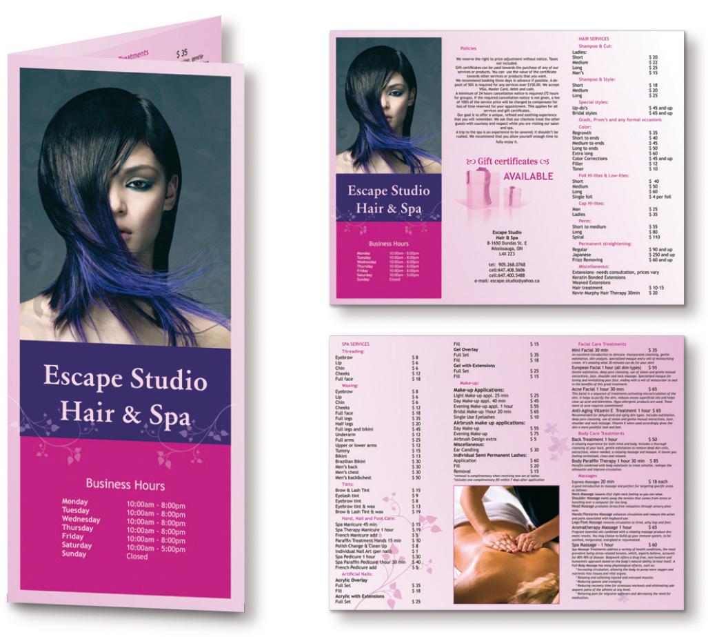 Escape Studio Hair&Spa